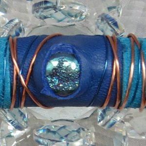 3rdGen_DblTerm_Lemurian Crystal Healing Wand